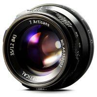 Für weitere Info hier klicken. Artikel: 7Artisans 35mm f/1,2 Canon EF-M