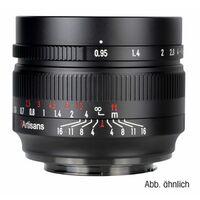 Für weitere Info hier klicken. Artikel: 7Artisans 50mm f/0,95 Canon EF-M