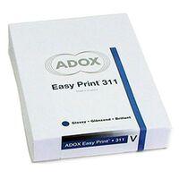 Für weitere Info hier klicken. Artikel: Adox Easy Print RC 311 - Hochglänzend (PE) 17,8x24,1 cm, 25 Blatt - Gradation: variabel