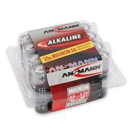 Für weitere Info hier klicken. Artikel: Ansmann Batterie RED Alkaline Mignon 20er Box 20er-Pack