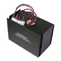 Für weitere Info hier klicken. Artikel: Anton Bauer NM 38 560 Wh Battery Replacement Module for CINE VCLX and CI