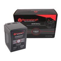 Für weitere Info hier klicken. Artikel: Berenstargh MICRO V145 V-Mount Battery mit 142Wh, 9600mAh, 14,8V, USB5V/2.4A