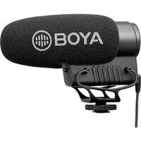 Für weitere Info hier klicken. Artikel: Boya BY-BM3051S mono/stereo switchable Shotgun Microfon