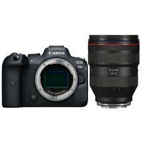 Für weitere Info hier klicken. Artikel: Canon EOS R6 + RF 28-70mm f/2,0 L USM schwarz
