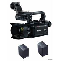 Für weitere Info hier klicken. Artikel: Canon XA15 Power Kit inkl. 2 Akkus Professioneller Camcorder