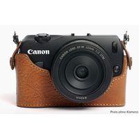Für weitere Info hier klicken. Artikel: Ciesta Canon EOS M Kamerahülle braun