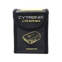 Für weitere Info hier klicken. Artikel: CYTRONIX Batteriesicherheitstasche für Mavic Pro
