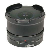 Für weitere Info hier klicken. Artikel: Dörr Fish-Eye 12mm f/7,4 Canon EF-M