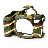 Für weitere Info hier klicken. Artikel: EasyCover Camera Case Schutzhülle für Canon 77D camouflage
