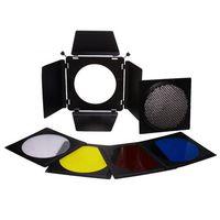 Für weitere Info hier klicken. Artikel: Falcon Eyes Abschirmklappen, Wabenvorsatz Set und Filter SFA-BHC