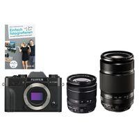 Für weitere Info hier klicken. Artikel: Fujifilm X-T30 + XF 18-55 f/2,8-4,0 R LM OIS + XF 55-200mm R LM OIS + Buch Einfach fotografieren lernen