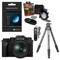 Für weitere Info hier klicken. Artikel: Fujifilm X-T4 + XF 16-80mm - Landschaftskit schwarz