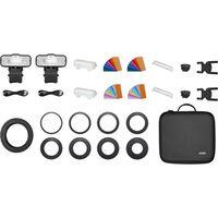 Für weitere Info hier klicken. Artikel: Godox Macro Blitz MF12 Kit (2xMF12 & accessories)