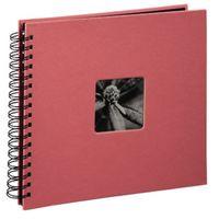 Für weitere Info hier klicken. Artikel: Hama Spiral-Album Fine Art, 28 x 24 cm, 50 schwarze Seiten Flamingo