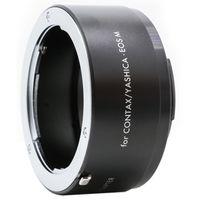 Für weitere Info hier klicken. Artikel: Kenko Objektivadapter Canon EF-M Contax