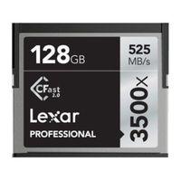 Für weitere Info hier klicken. Artikel: Lexar Professional CFast 3500x, 525MB/s 128 GB