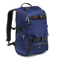 Für weitere Info hier klicken. Artikel: Manfrotto Advanced Reiserucksack blau