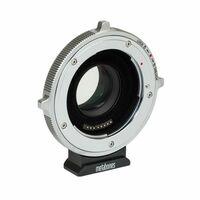 Für weitere Info hier klicken. Artikel: Metabones Adapter BMPCC4K T Cine Speed Booster ULTRA 0.71x Micro Four Thirds Canon EF