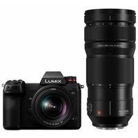 Für weitere Info hier klicken. Artikel: Panasonic Lumix DC-S1 + Lumix S 20-60mm f/3.5-5.6 + S Pro 70-200mm f/2,8 O.I.S.