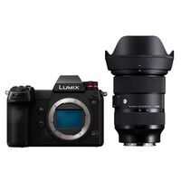 Für weitere Info hier klicken. Artikel: Panasonic Lumix DC-S1 + Sigma AF 24-70mm f/2,8 DG DN / Art