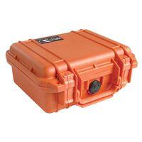 Für weitere Info hier klicken. Artikel: Peli Koffer 1200 ohne Schaumstoff orange
