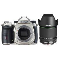 Für weitere Info hier klicken. Artikel: Pentax K-3 Mark III + 18-135 WR silber