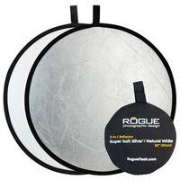 Für weitere Info hier klicken. Artikel: Rogue 2-in-1 Reflektor Silver/White