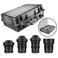 Für weitere Info hier klicken. Artikel: Samyang Video DSLR Basic Set II Canon EF