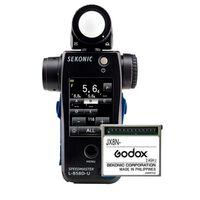 Für weitere Info hier klicken. Artikel: Sekonic L-858D+ RT-GX Godox