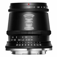 Für weitere Info hier klicken. Artikel: TTArtisan 17mm f/1,4 Micro Four Thirds
