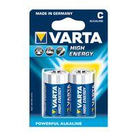 Für weitere Info hier klicken. Artikel: Varta High Energy C Baby 2er-Pack
