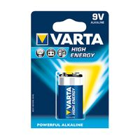 Für weitere Info hier klicken. Artikel: Varta High Energy E 9V-Block