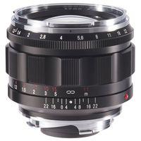 Für weitere Info hier klicken. Artikel: Voigtländer Nokton 50mm f/1,2 asphärisch schwarz Sony FE-Mount