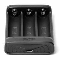 Für weitere Info hier klicken. Artikel: Zhiyun Battery Charger für 3 Akkus