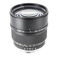 Für weitere Info hier klicken. Artikel: Zhongyi Mitakon Speedmaster 85mm f/1.2 Canon EF