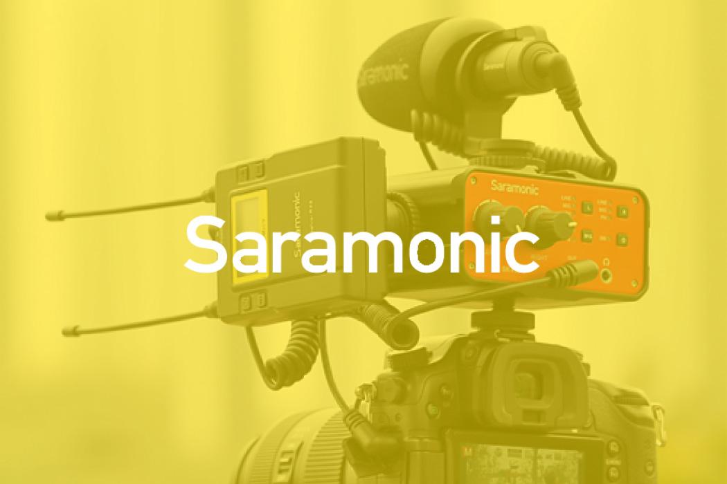 Neue Marken - Saramonic