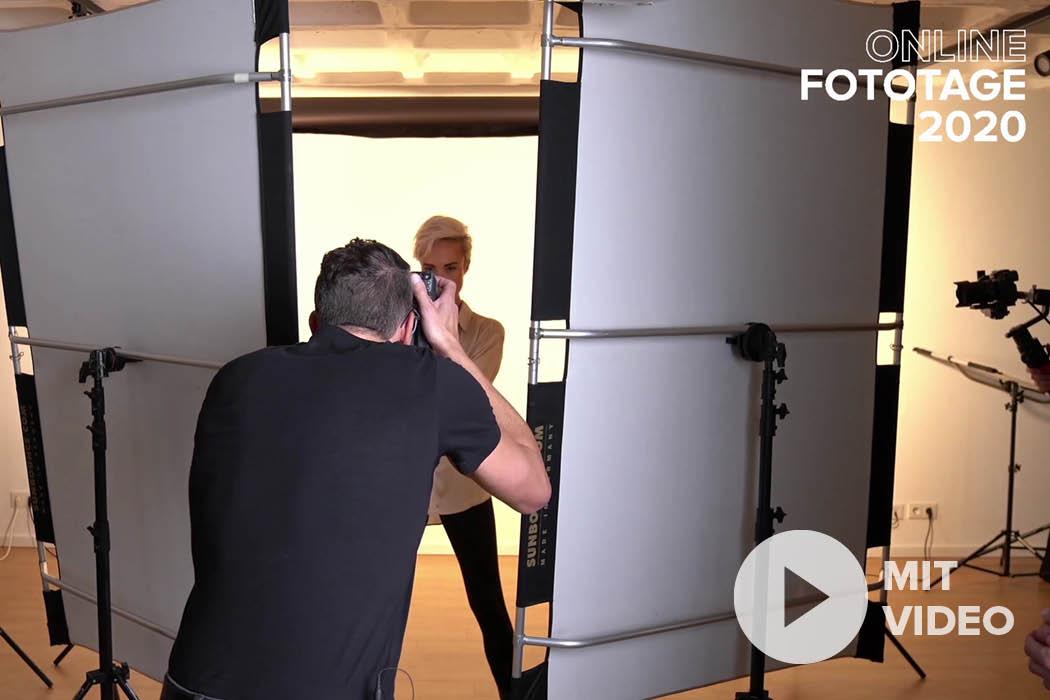 Liveshooting: Faszinierende Portraits ganz einfach
