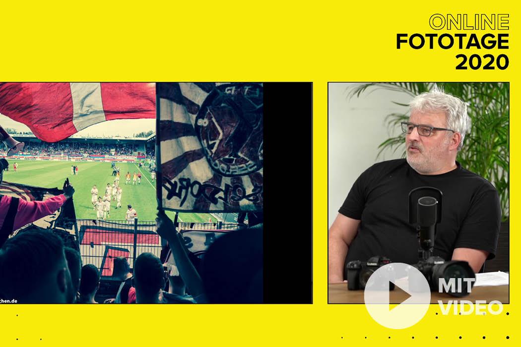 Mit kompakter Kamera zur Fortuna | Patrick Jelen (