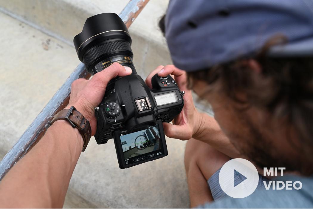 Nikon Digital Workflow