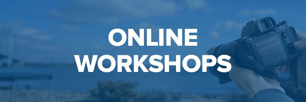 Online Fototage Workshops