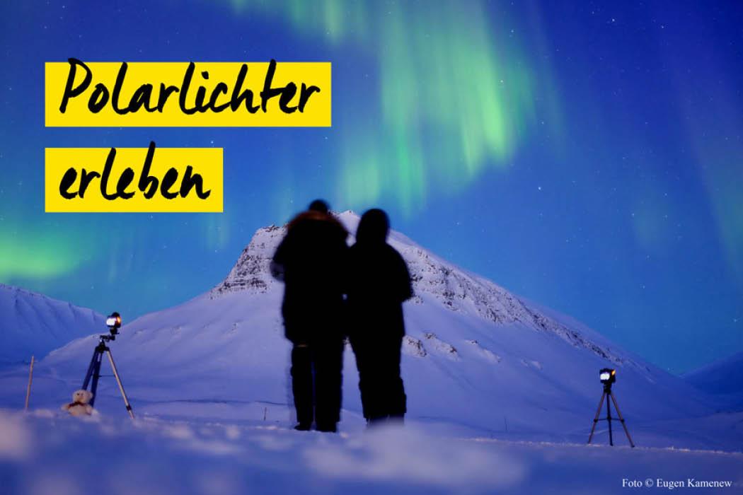 Fotoworkshop-Reise zur Nordlicht Fotografie, Lappl