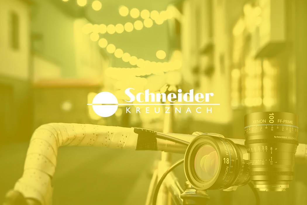Schneider Kreuznach Cine-Objektive - Neu bei Foto Koch