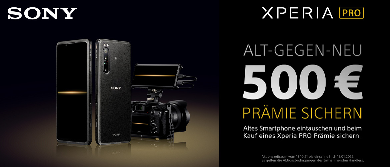 Sony XPERIA Pro Trade-in